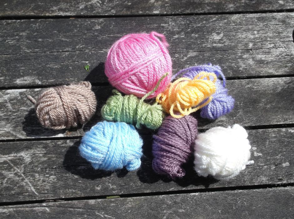 Severe yarn shortage!