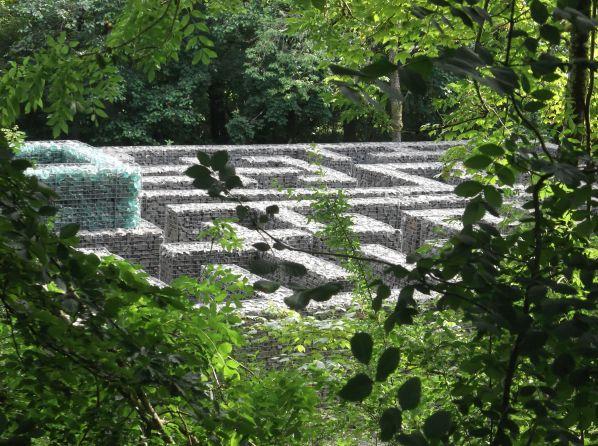 The Minotaur Maze.