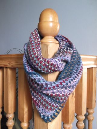 The Blackberry Cowl.
