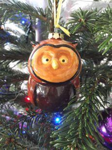 Big J's owl.