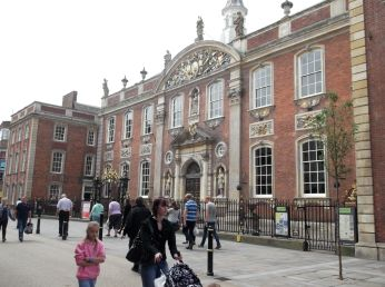 Worcester Town Hall.