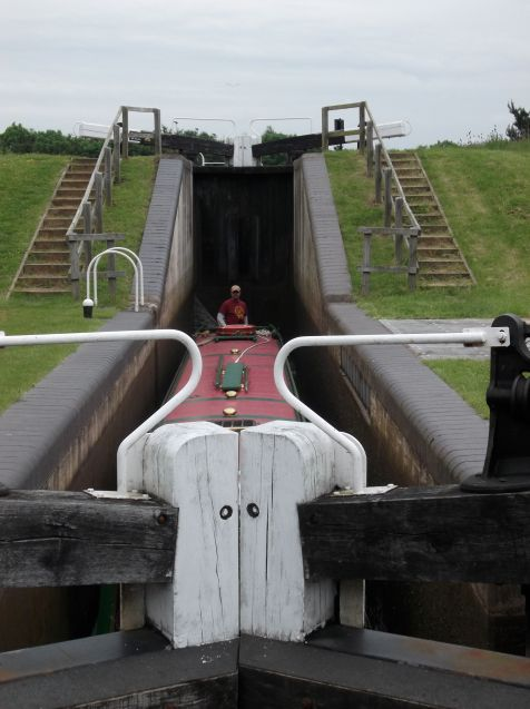 The Staircase Locks.