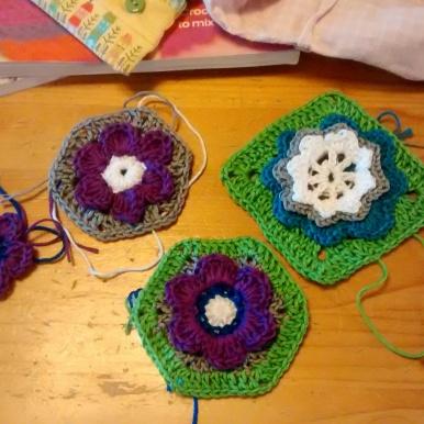 Crochet-play