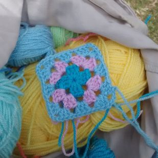 Crochet Camp.