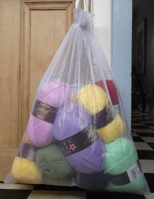 4. Yarn Acquisition.