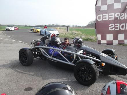 1. A Track Day