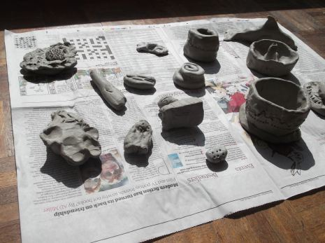 5. Played With Clay