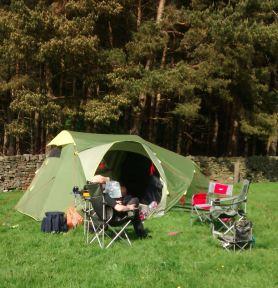 Camping - yay!