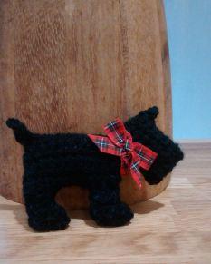 A scotty dog.